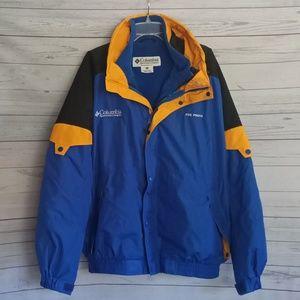 Columbia 3 in 1 interchange coat men's XXL    0103